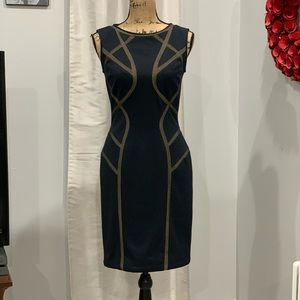 Tadashi Collection sheath dress size 4